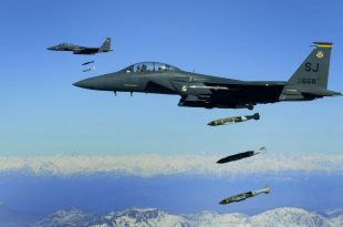 US-led coalition F-15 jets Mistakenly Struck Kurdish Unit in Syria