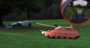 A-10 Warthog VS Tank - Epic Air-soft Battle