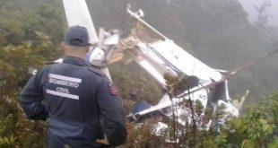 6 dead in a Helicopter crash in Campos do Jordão, São Paulo, Brazil