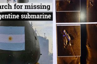 Argentine Submarine Vanished With 44 Aboard Has Finally Been Found