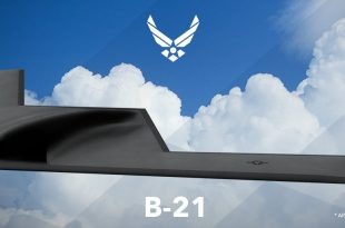 Tinker and Edwards Base will test, maintain the new B-21 stealth bomber