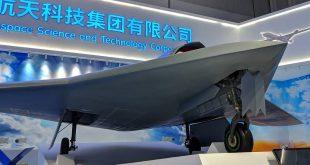 "China unveiled new CH-7 Drone ""Clone"" Of Northrop Grumman X-47B Drone"