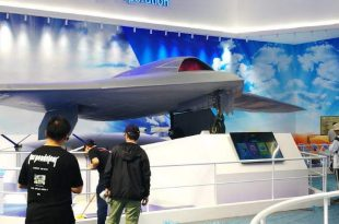"China unveiled new CH-7 Drone ""Clone"" Of Northrop Grumman X-47B Drone"