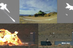 Crazy Video Shows All Kind Of U.S. Weaponry Testing At China Lake