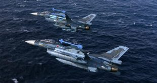 Two F-2 fighter jets Collided midair during mutual aircraft Check