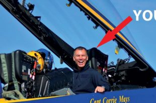 How can I Fly with the Blue Angels? Here Are 3 Ways You Can