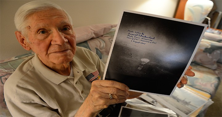 Last Surviving ATOMIC BOMB FLIGHT Crewman Breaks His Silence