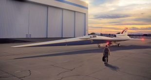 Lockheed Martin starts production of X-59 Quiet Supersonic aircraft