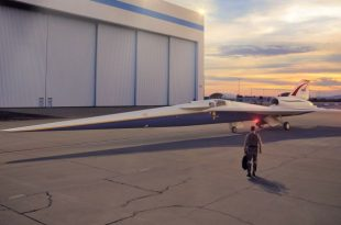 NASA's Cleared X-59 Quiet Supersonic Research Aircraft For Final Assembly