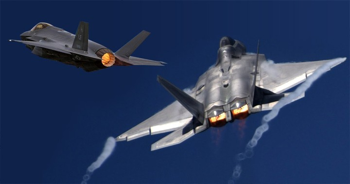 Super Raptor: New tech makes F-22 deadlier & F-35 a bit less special
