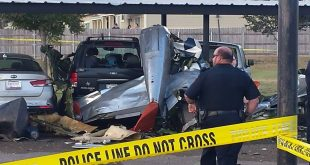 2 dead in North American P-51D Mustang crash in Fredericksburg
