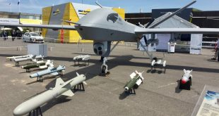 Pakistan China to Co-Produce Strike-Capable Wing Loong II UAV MALE