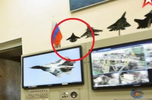 Russia accidentally exposes model of secret hypersonic fighter jet