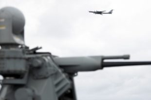 Russian jets turns up uninvited to major NATO war-games
