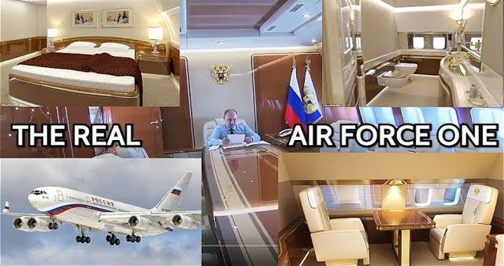 Russian Presidential Aircraft Documentary On Putin S