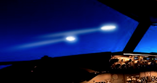 UFO sightings: Listen As Multiple Airline Pilots Report Unidentified Objects