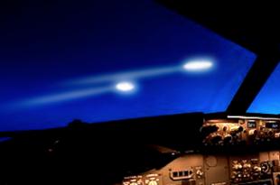 UFO sightings: Listen As Multiple Airline Pilots Report Unidentified Objects