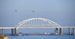 Russia Deploys Su-25 Jets & Helicopters to blocks passage in Kerch Strait