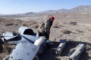 Taliban Shoot down U.S. Air Force MQ-9 Reaper UAV in Afghanistan