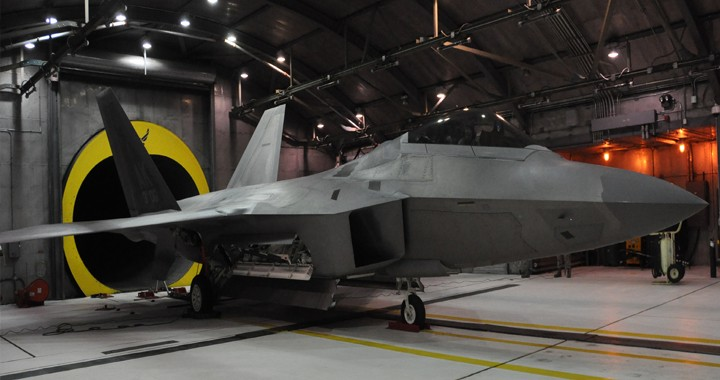How Do U.S. Air Force Test the World's Fastest Jet Engines