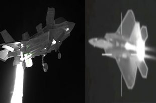 IRST can detect F-22/F-35?|Thermal imaging could make stealth obsolete?