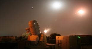U.S. ARMY Counter Rocket, Artillery, and Mortar (CRAM) Gun Test Fire