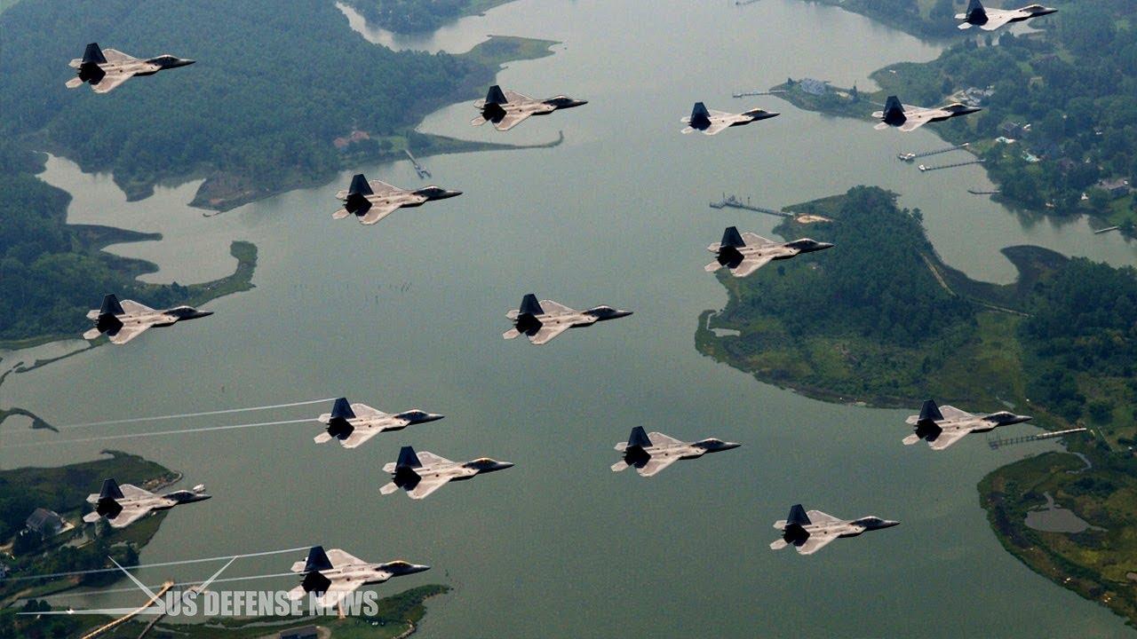 U.S. Secretary of Defense: America's Fighter Fleets Are in Terrible Shape