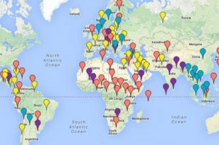 Why does the U.S. have 800 military bases in 80 Countries around the world?