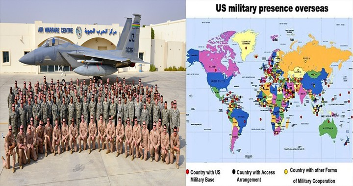 Why does the US have 800 military bases in 80 Countries ...
