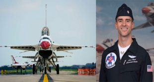 Why the Air Force fired the Thunderbird's commanding officer