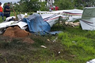 5 Dead in Van's RV-10 plane crash near Patos de Minas, Brazil