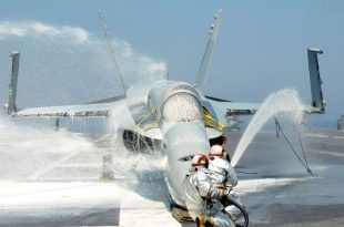 Sixth U.S. Super Hornet crashes in 2 years: F/A-18E crashed into the Philippine Sea