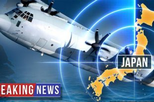 5 missing Marines declared dead in U.S. military Aircraft's crash off Japan