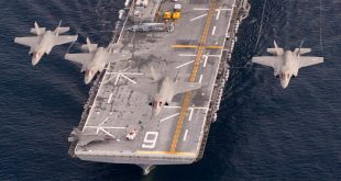 World War 3: China Warns Tokyo Against Modifying Ships to Carry F-35s