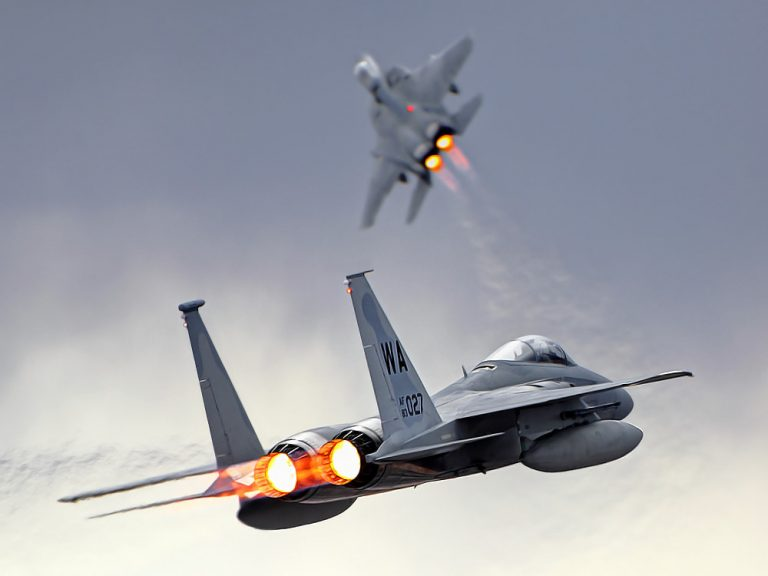 Boeing F-15X Advanced Eagle, el legado del F-15C Eagle ( Article In Spanish)