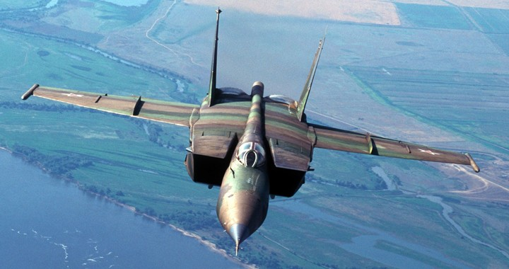 IAF failed to intercept Soviet MiG-25 supersonic Reconnaissance Flights over Israel
