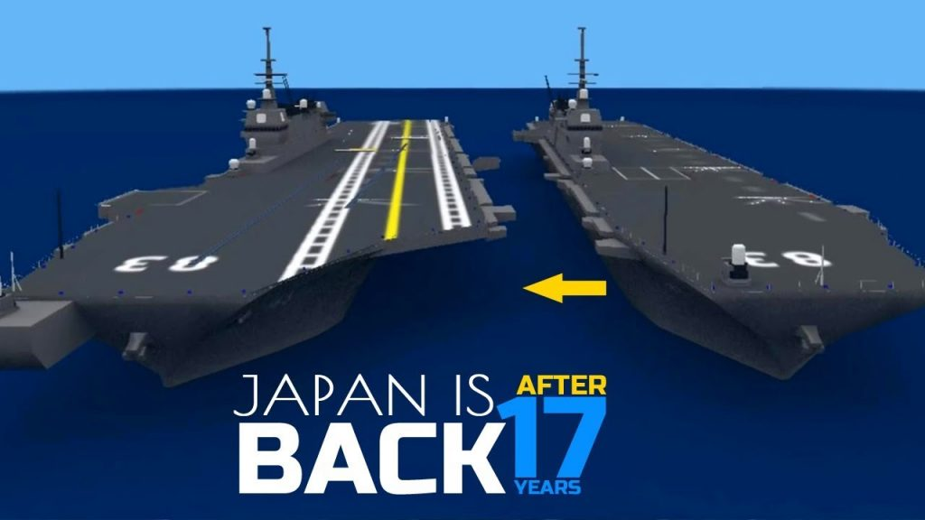 Japan to launch its first aircraft-carrier since WWII equipped with F-35