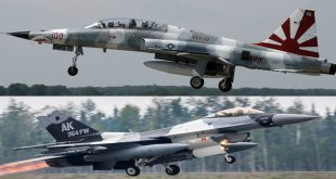 Navy has chosen F-5 over F-16 For Latest Commercial Aggressor Contract