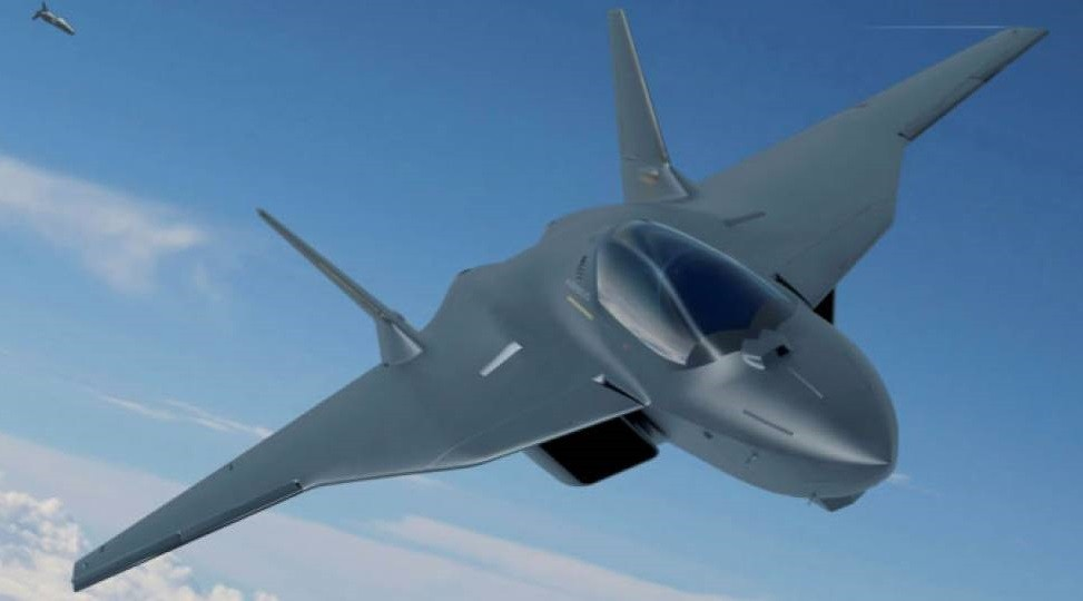 Spain Set To Join Franco-German Stealth sixth-generation fighter jet