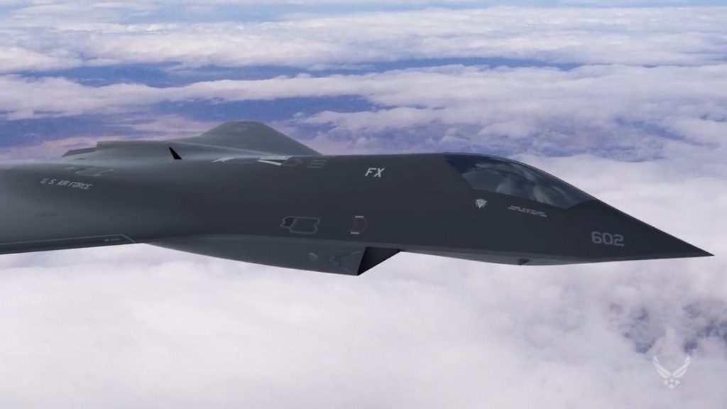 USAF Next-generation Fighter jet could cost three times that of the F-35