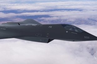 U.S. Air Force Has Secretly Built and Flown Mysterious Full-scale Prototype Of Next Generation Fighter