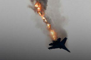 Ukrainian Air Force Sukhoi Su-27 crash near Zhitomir, Pilot Dead