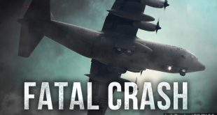 Investigation & Crash Animation of C-130 crash - bad maintenance resulted in the deaths of 16 servicemen
