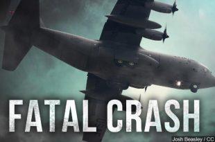 Investigation & Crash Animation of C-130 crash - bad maintenance resulted in the deaths of 16 servicemen