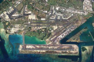 Mk58 Hawker Hunter Has Gone Down Off Oahu, Hawaii