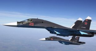 2 dead, 1 missing after two Russian Su-34 Fighter jets collide over Sea of Japan