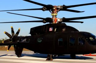 Boeing/Sikorsky SB-1 Defiant America's new fastest military Helicopter