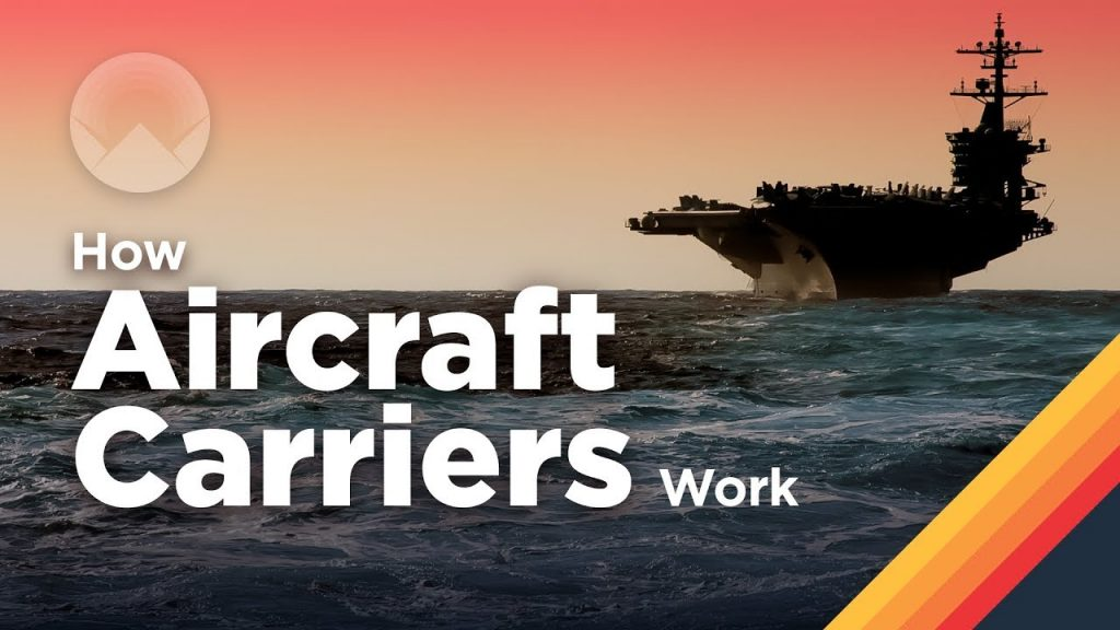 Cities at Sea: How Aircraft Carriers Work