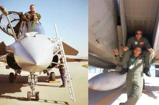 Egyptian Air Force K-8 trainer jet crashed, Pilot dead