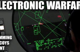 Electronic Warfare - The Unseen Battlefield - How it works